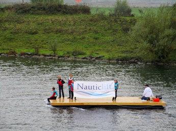 Nauticlift Pontonboot