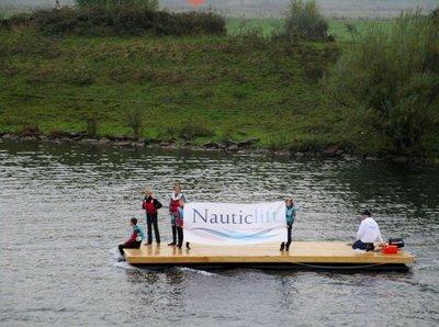 pontonboot NL2244
